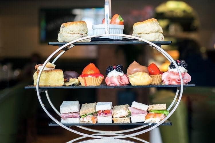 Afternoon Tea Ayrshire - The Fox and Willow