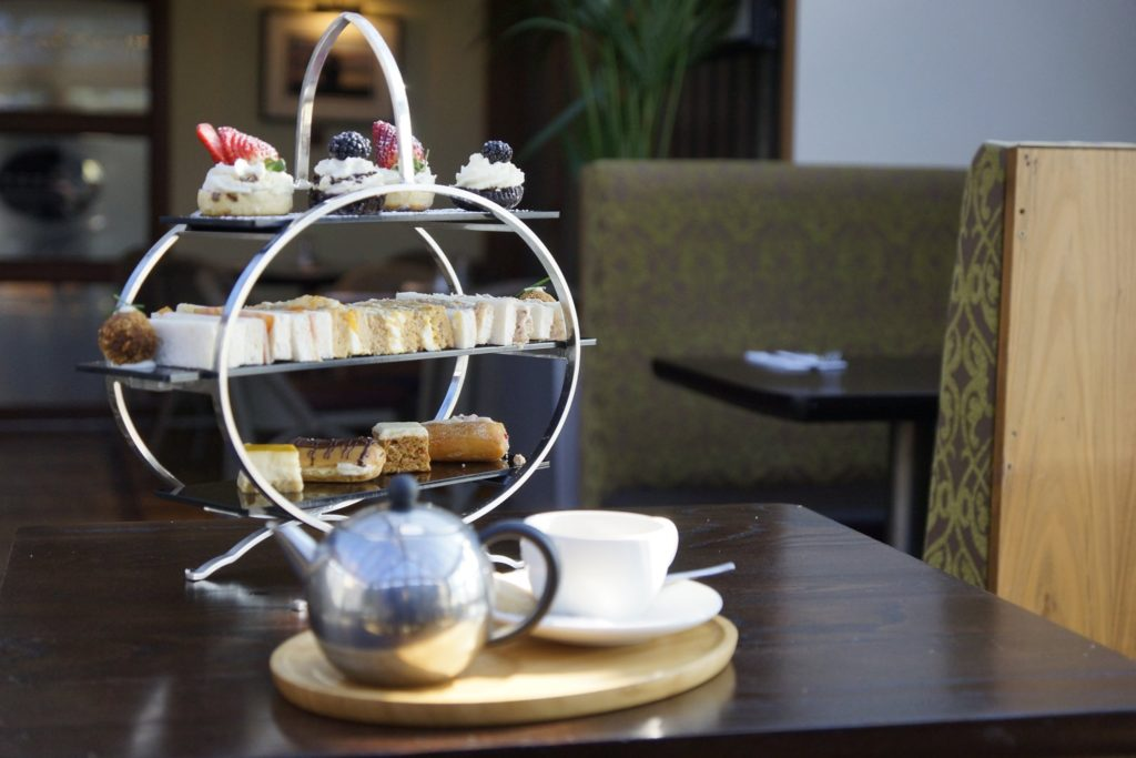 Afternoon Tea Ayrshire -  The Gailes Hotel