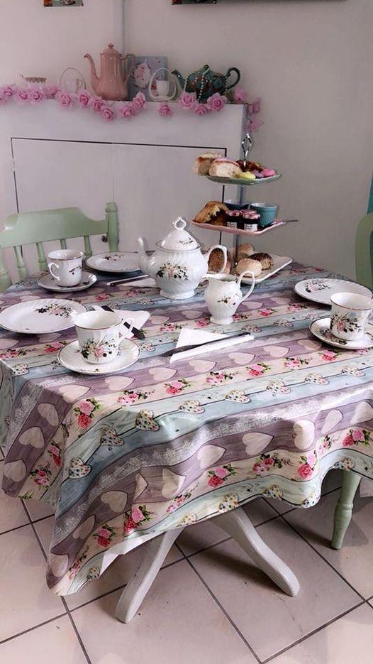 Afternoon Tea Wigan - Heather's Coffee House