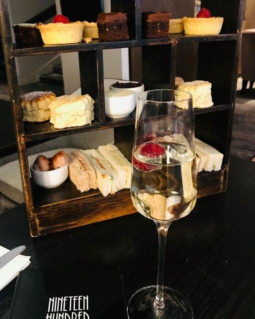 Afternoon Tea Edinburgh - Hilton Edinburgh Carlton