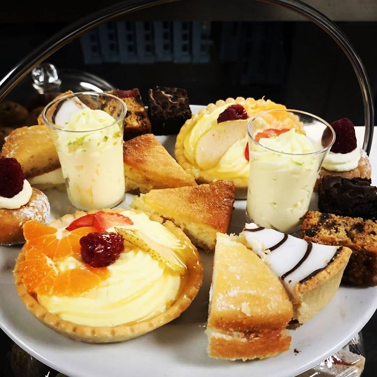 Afternoon Tea Basingstoke - Holiday Inn