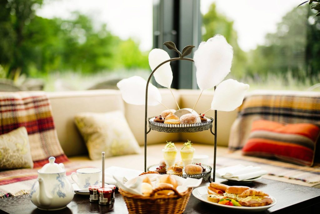 Afternoon Tea Wimbledon - Hotel Du Vin