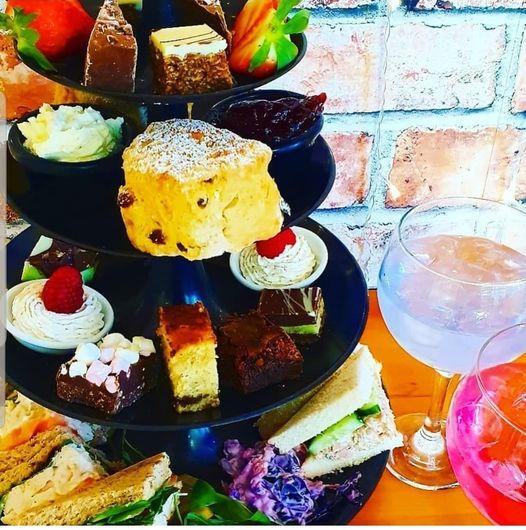 Afternoon Tea Aberdeen - Jojo's Coffee Shop