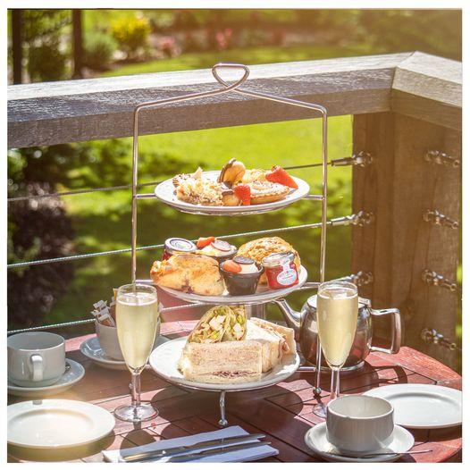 Afternoon Tea Bolton - Last Drop Village Hotel & spa