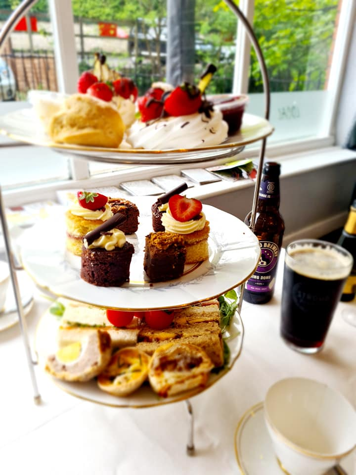 Afternoon Tea Cotswolds - Lavender Bakehouse
