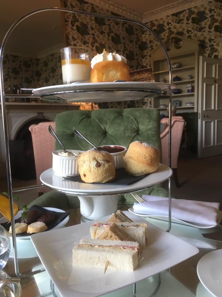 Afternoon Tea Cotswolds - Lords of The Manor