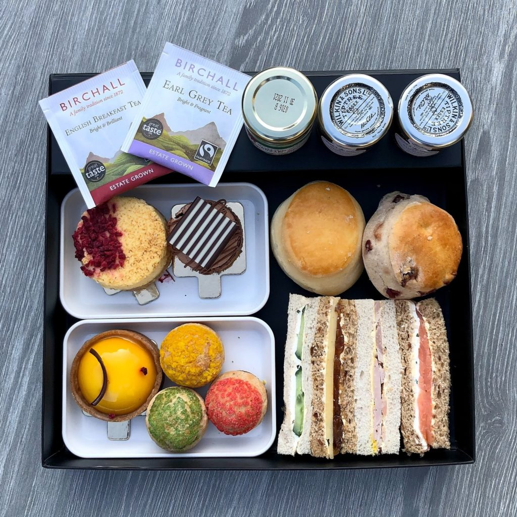 Afternoon Tea Bedford - Luton Hoo Hotel