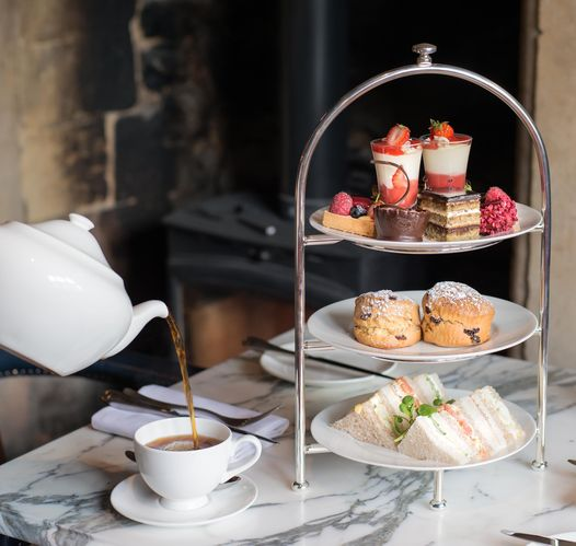 Afternoon Tea Cotswolds - The Lygon Arms
