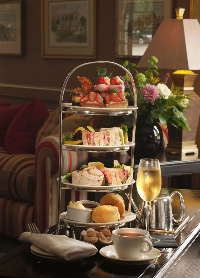 Afternoon Tea Aberdeen - Marcliffe Hotel and Spa