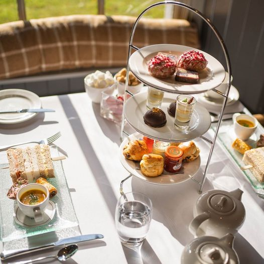 Afternoon Tea Aberdeen - Maryculter House Hotel