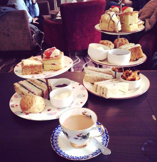 Afternoon Tea Aberdeen - Mercure Aberdeen Caledonian Hotel