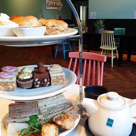 Afternoon Tea Edinburgh - Mimi's Bakehouse