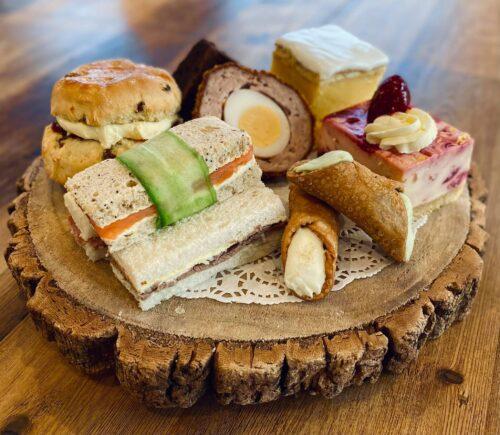 Afternoon Tea Wakefield - Moo Cafe at Farmer Copleys