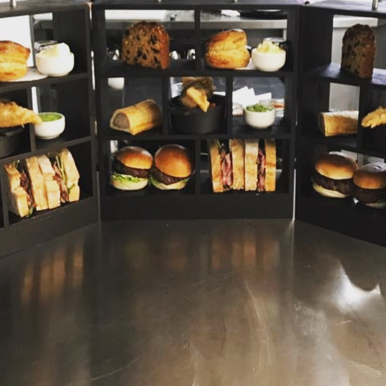 Afternoon Tea Plymouth - Marco Pierre White Steakhouse Bar & Grill Plymouth