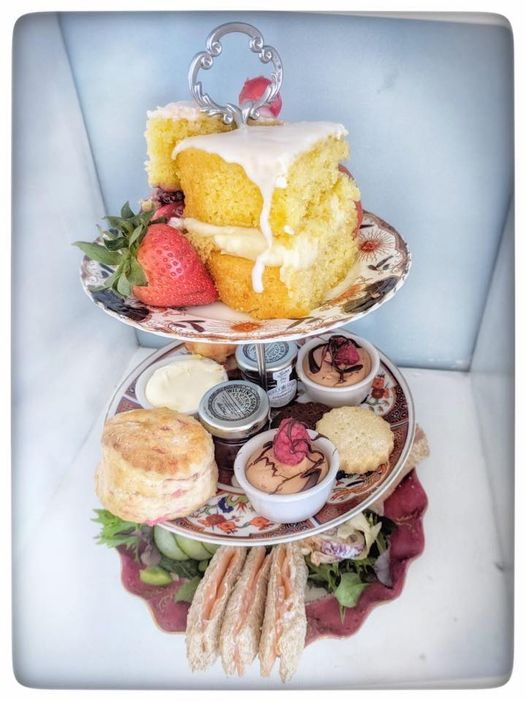Afternoon Tea Wigan - Mrs Lyon's Cakery