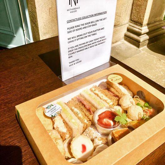 Afternoon Tea Aberdeen - Netherdale House