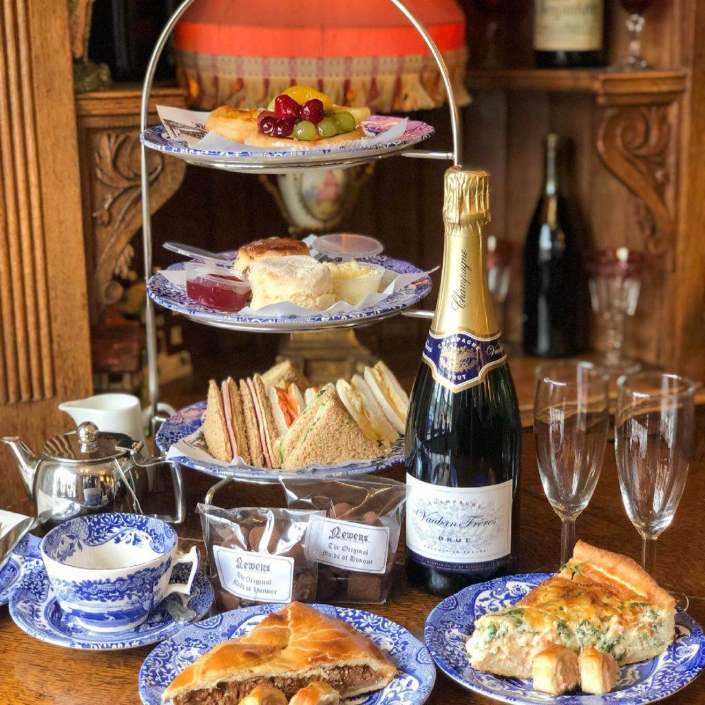 Afternoon Tea Richmond - The Original Maids of Honour