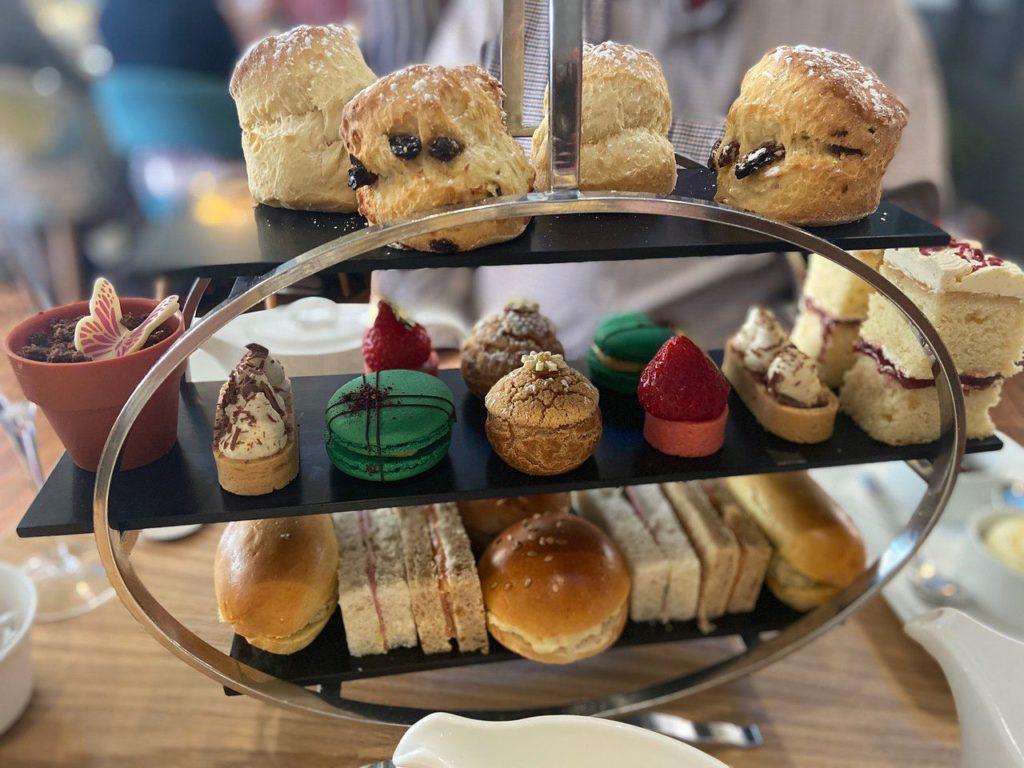Afternoon Tea Basingstoke - Oakley hall