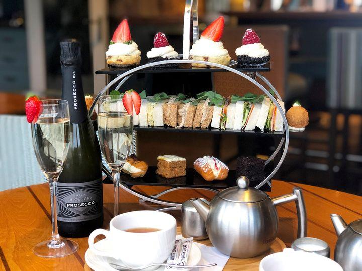Afternoon Tea Ayrshire - Old Loans Inn