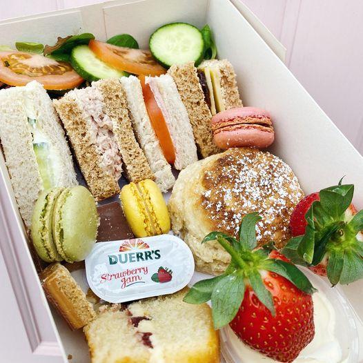 Afternoon Tea Basingstoke - The Parlour Tearoom