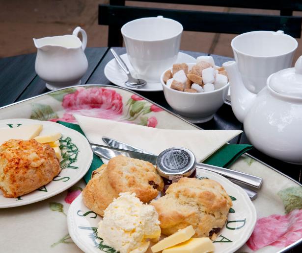 Afternoon Tea Tunbridge Wells - Pashley Manor
