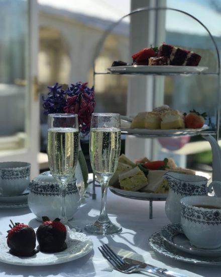Afternoon Tea Wirral - Peel Hey
