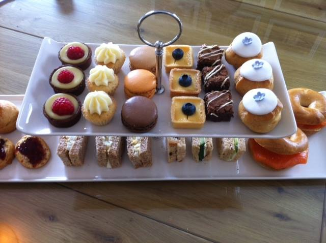 Afternoon Tea Richmond - The Tea Rooms Pembroke Lodge