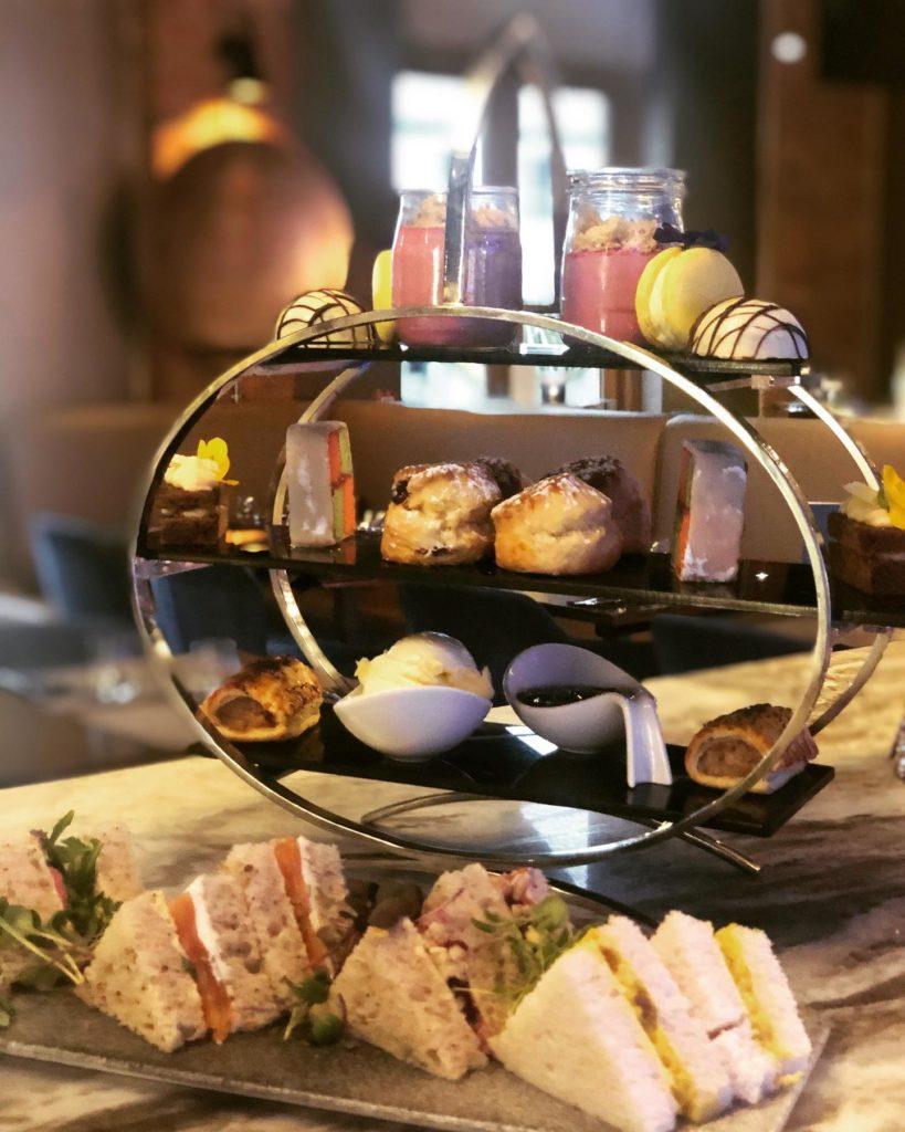 Afternoon Tea Carlisle - Penny Blue Restaurant and Bar