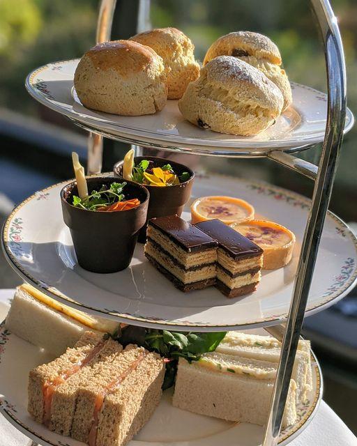 Afternoon Tea Richmond - The Petersham Hotel
