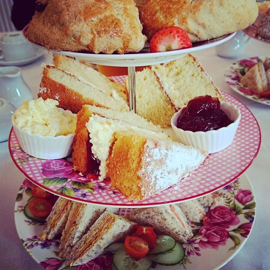Afternoon Tea Wirral - Tea at Port Sunlight Museum