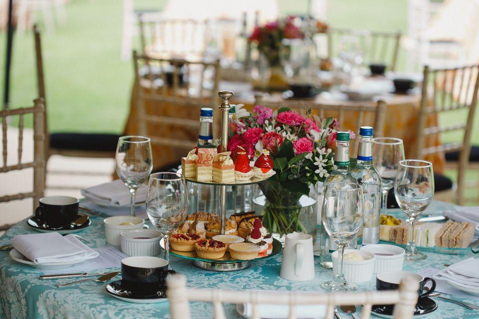 Afternoon Tea Edinburgh - Prestonfield