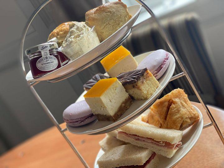 Afternoon Tea Bolton - Provenance Food Hall