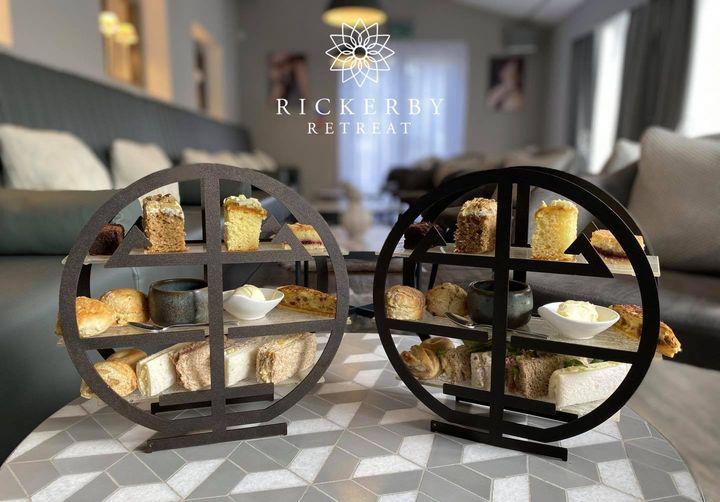 Afternoon Tea Carlisle - Rickerby Retreat
