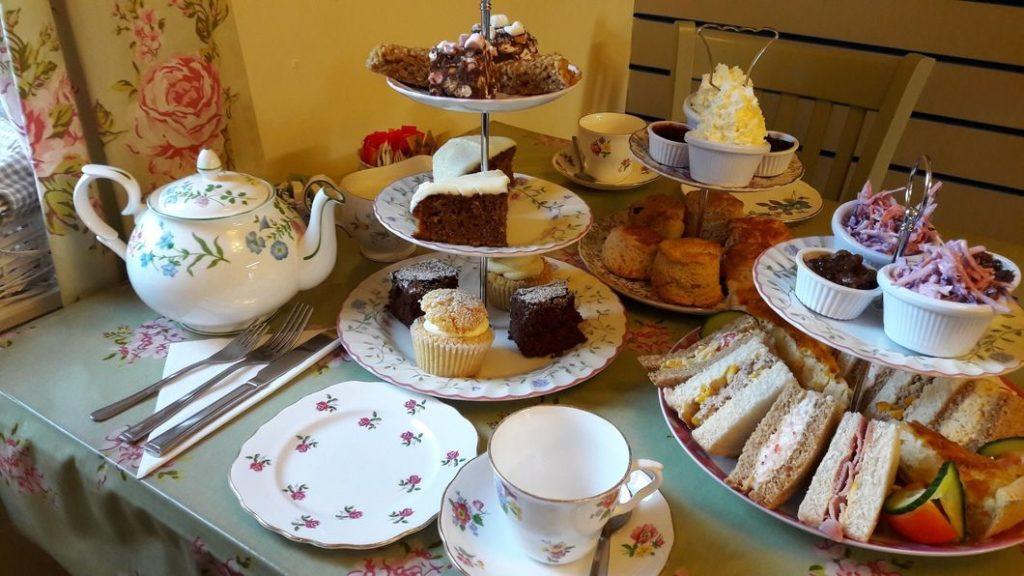 Afternoon Tea Carlisle - Sally's