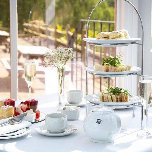 Afternoon Tea Tunbridge Wells - Salomons Estate