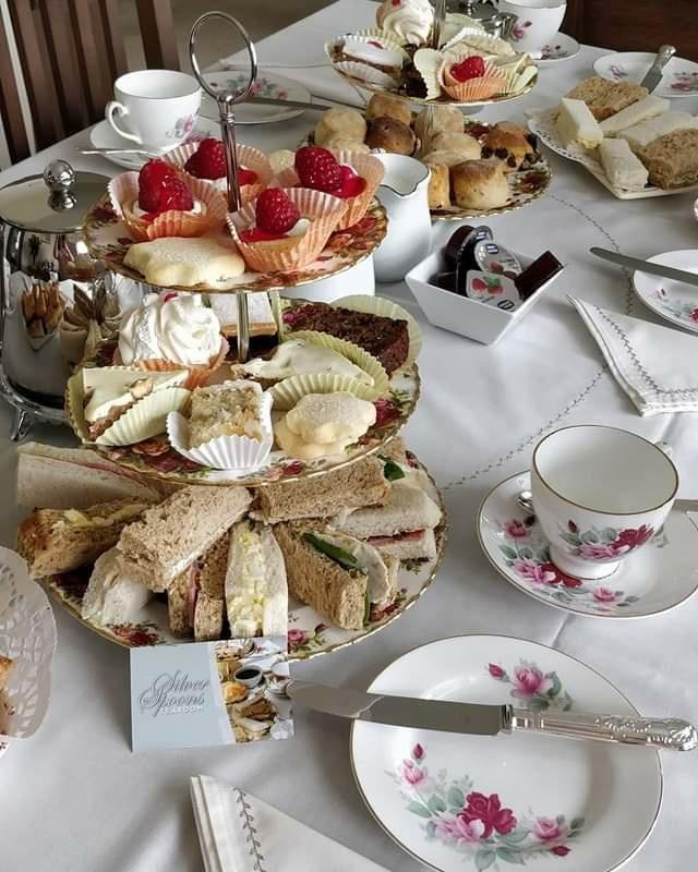 Afternoon Tea Ayrshire - Silver Spoons Tearoom