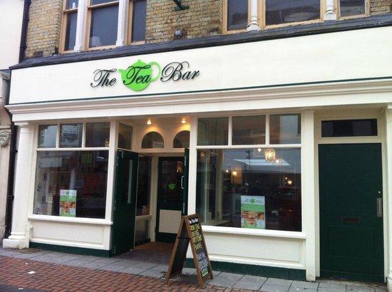 Afternoon Tea Basingstoke - The Tea Bar