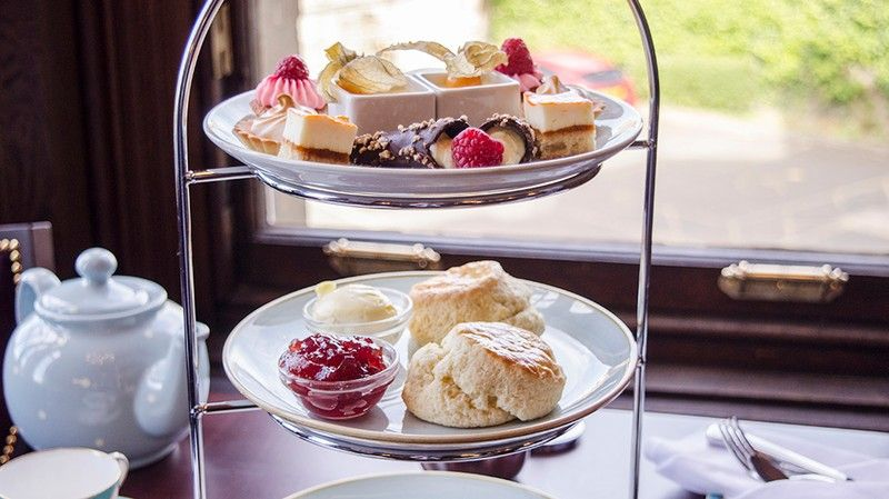 Afternoon Tea Edinburgh - The Bonham Hotel