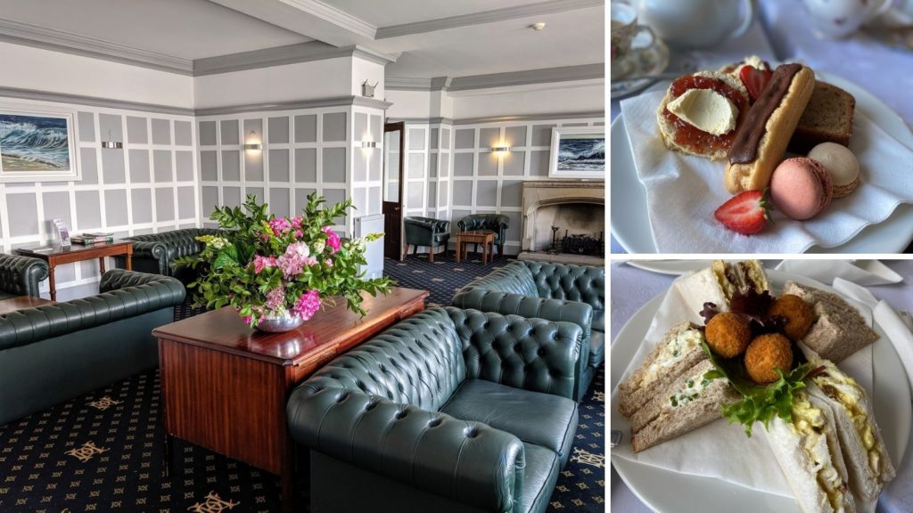 Afternoon Tea Plymouth - The Duke of Cornwall