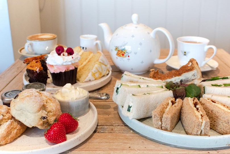 Afternoon Tea Derby - The Little Shed