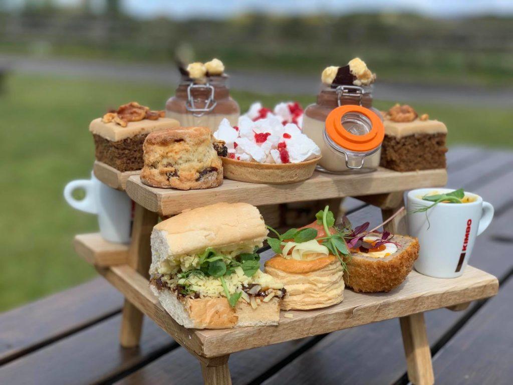 Afternoon Tea Wigan - The Paddock
