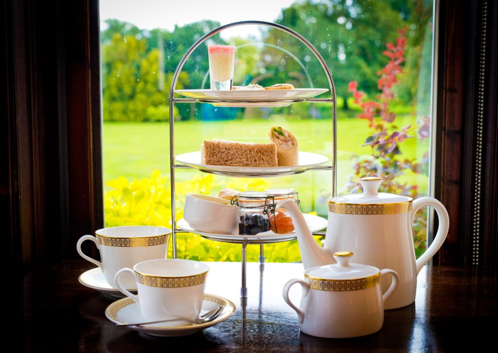Afternoon Tea Wirral - Lawns at Thornton Hall Hotel