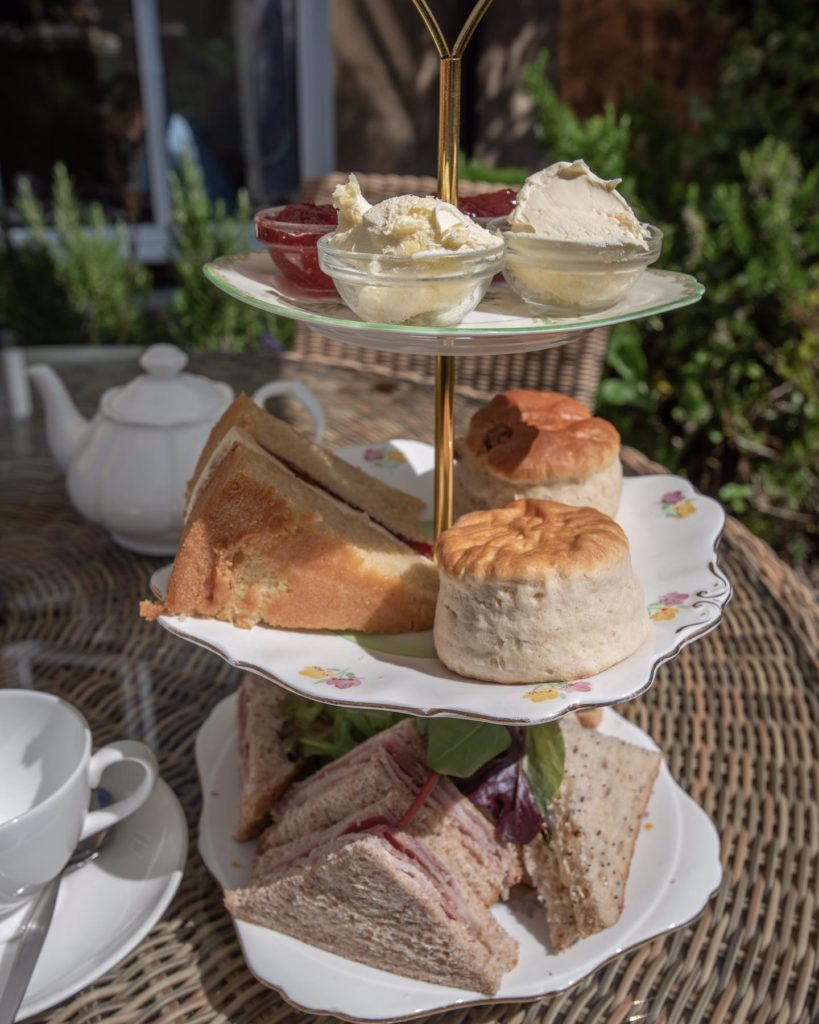 Afternoon Tea Cotswolds - Tisanes Tea Rooms