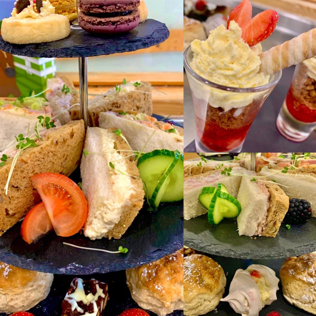 Afternoon Tea Aberdeen - Celebrations of Turriff