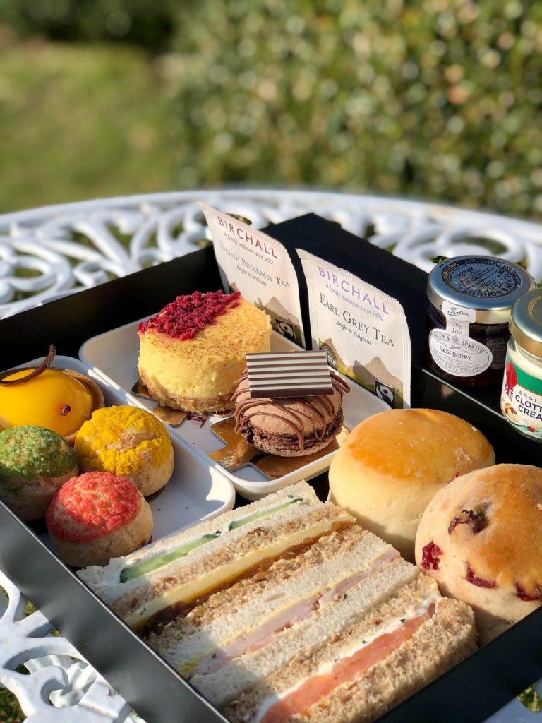 afternoon tea Basingstoke - Tylney Hall
