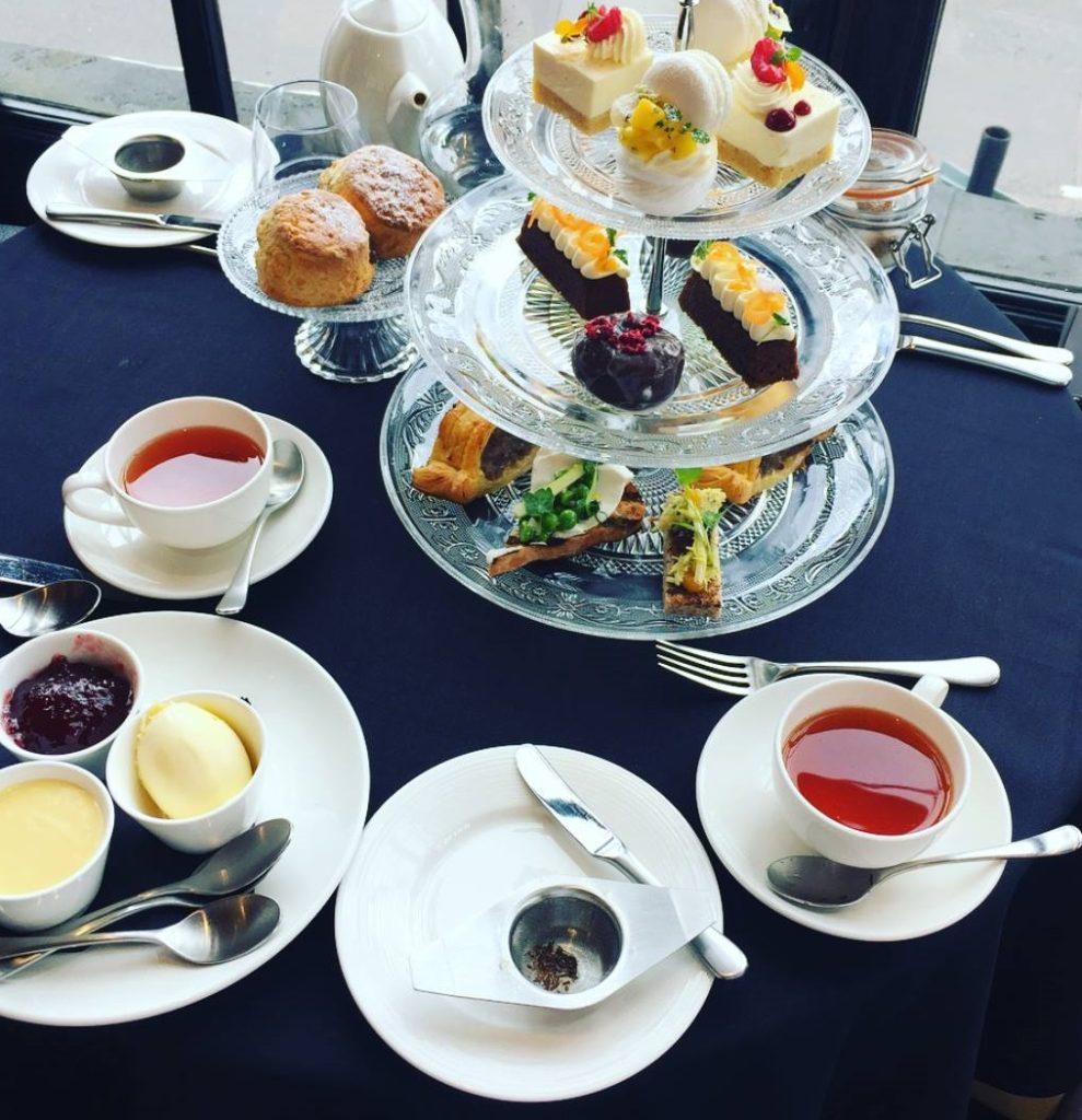 Afternoon Tea Tunbridge Wells - The Warren