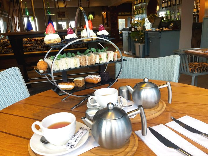 Afternoon Tea Ayrshire - The Waterside Hotel