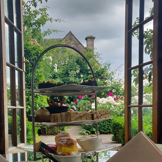 Afternoon Tea Cotswolds - Whatley Manor Hotel & Spa