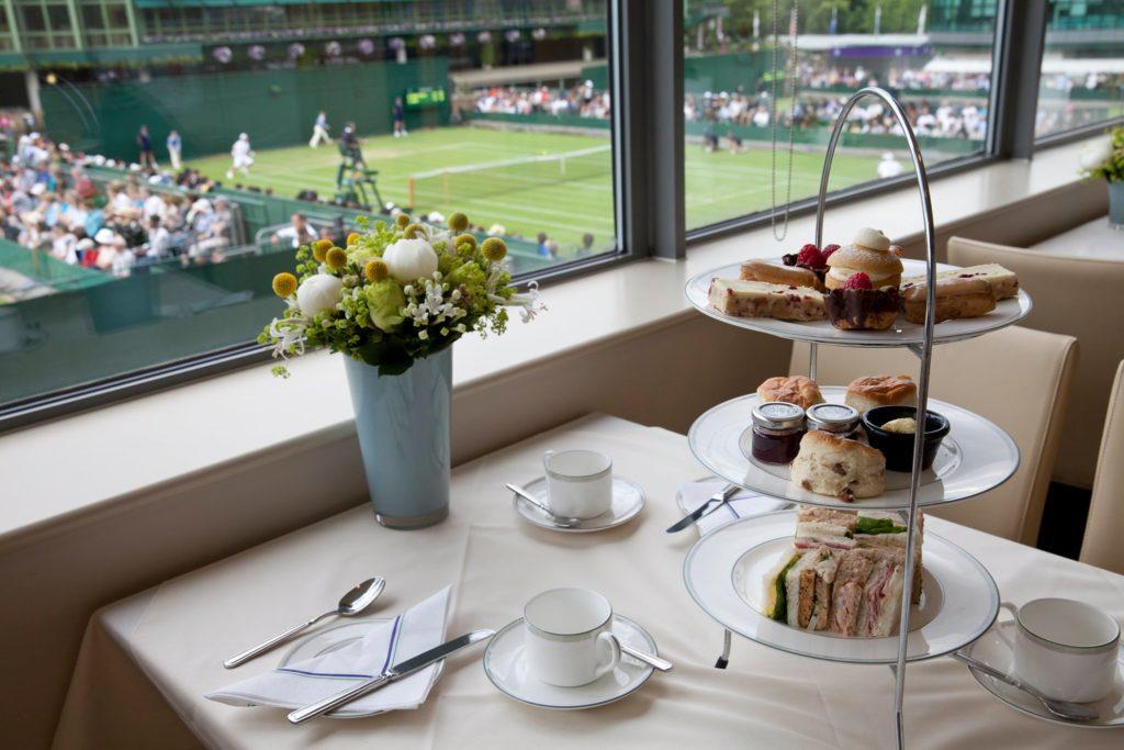 Afternoon Tea Wimbledon