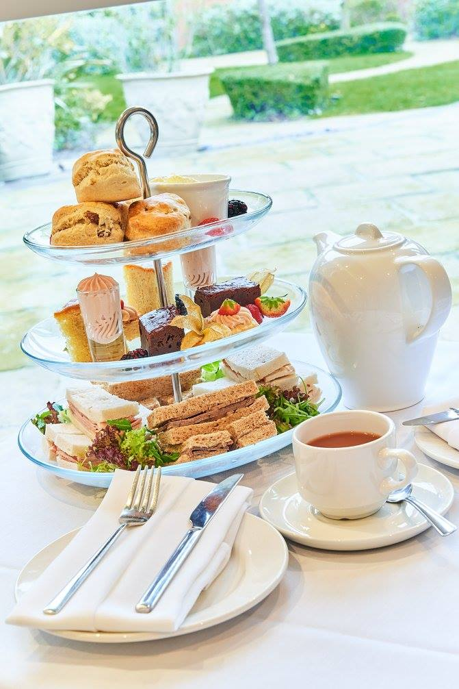 Afternoon Tea Wigan - The Wrightington Hotel